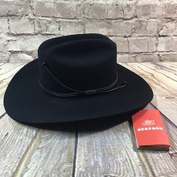 154882f0 Stetson Accessories | Cowboy Hat Western Carson 4x Beaver 6 78 ...